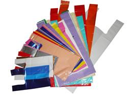 Sacos de polietileno em baixa densidade